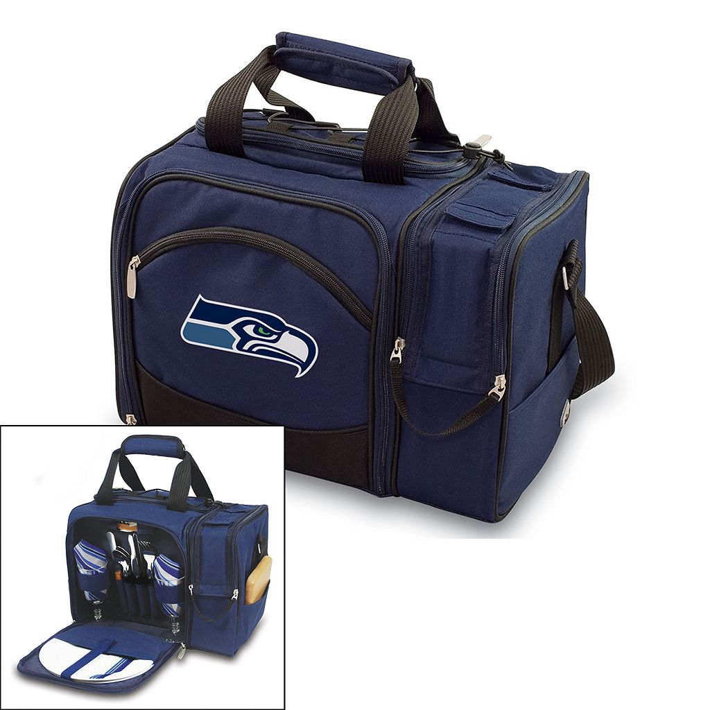 Picnic Time Seattle Seahawks Malibu Insulated Picnic Cooler
