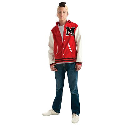 Glee Puck Costume - Teen Guys