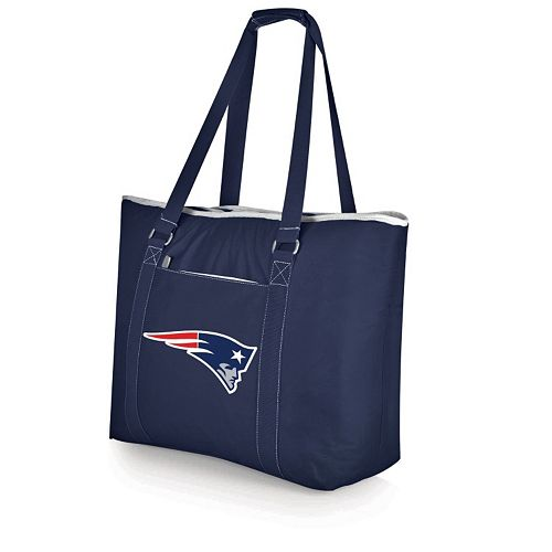 Picnic Time New England Patriots Tahoe Insulated Cooler