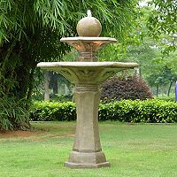 Provence Outdoor Floor Fountain