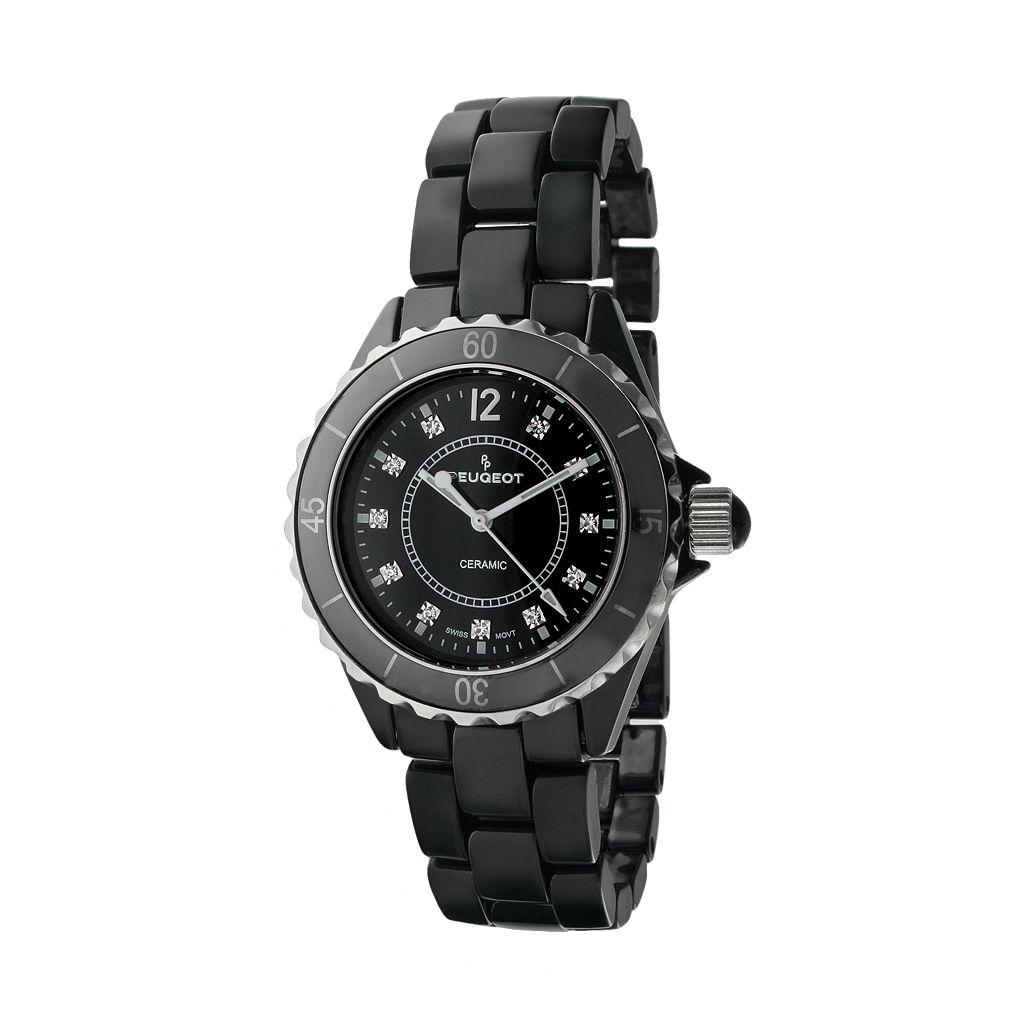Peugeot Women's Watch - PS4895BK