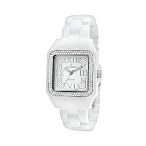 Peugeot Women's Crystal Watch - 7062WT