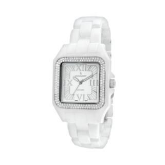 Peugeot Women's Crystal Watch - 7062WT