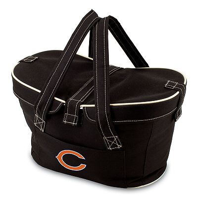 Picnic Time Chicago Bears Mercado Insulated Basket