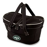 Picnic Time New York Jets Mercado Insulated Basket