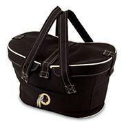 Picnic Time Washington Redskins Mercado Insulated Basket