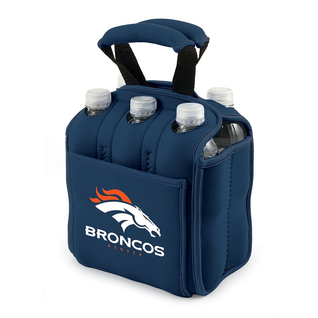 Picnic Time Denver Broncos Insulated Beverage Cooler