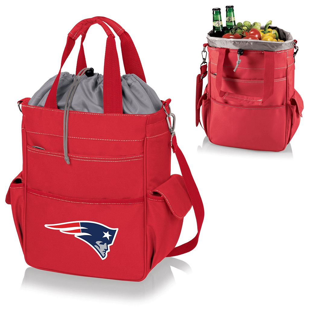 Picnic Time New England Patriots Activo Insulated Lunch Cooler