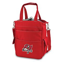 Picnic Time Tampa Bay Buccaneers Activo Insulated Lunch Cooler