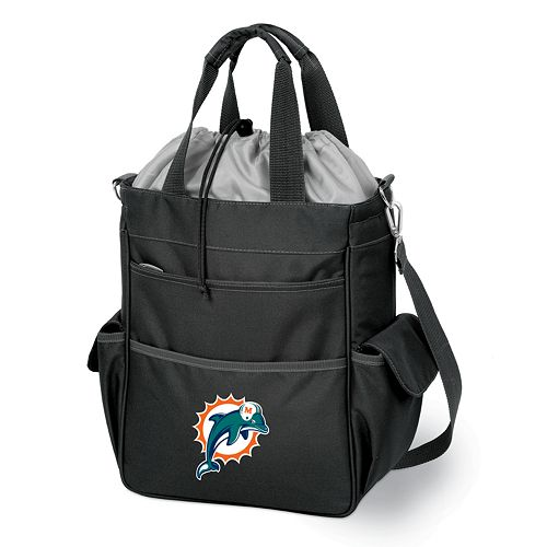 Picnic Time Miami Dolphins Activo Insulated Lunch Cooler