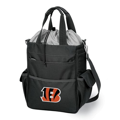 Picnic Time Cincinnati Bengals Activo Insulated Lunch Cooler