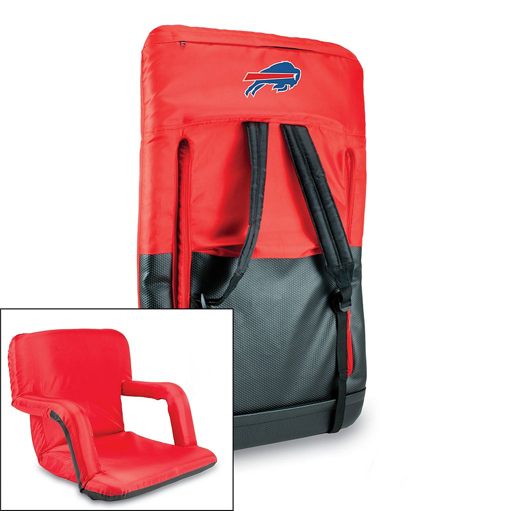Picnic Time Buffalo Bills Ventura Portable Chair