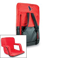 Picnic Time Houston Texans Ventura Portable Chair