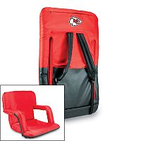Picnic Time Kansas City Chiefs Ventura Portable Chair
