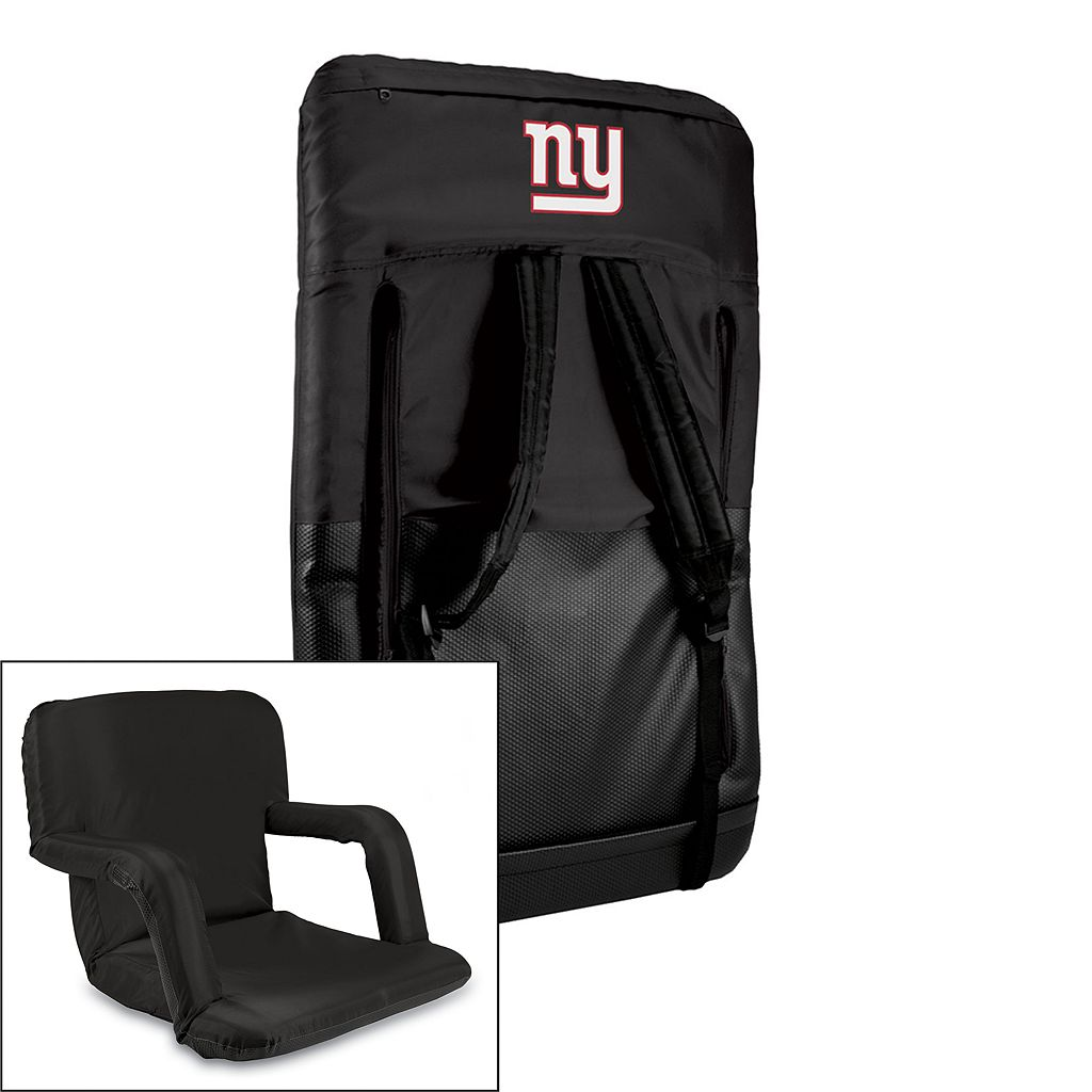 Picnic Time New York Giants Ventura Portable Chair