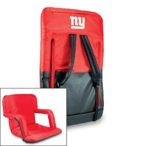 Picnic Time New York Giants Ventura Portable Chair