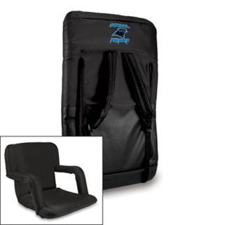 Picnic Time Carolina Panthers Ventura Portable Chair