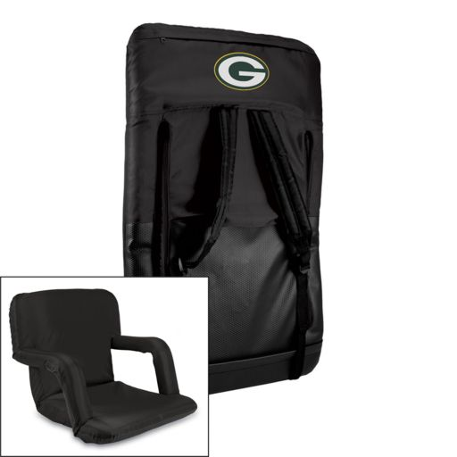 Picnic Time Green Bay Packers Ventura Portable Chair