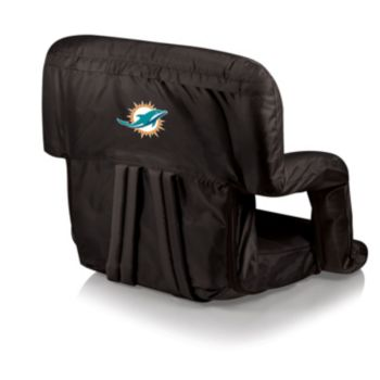 Picnic Time Miami Dolphins Ventura Portable Chair