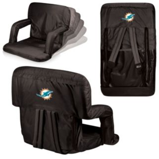 Picnic Time Miami Dolphins Ventura Portable Chair