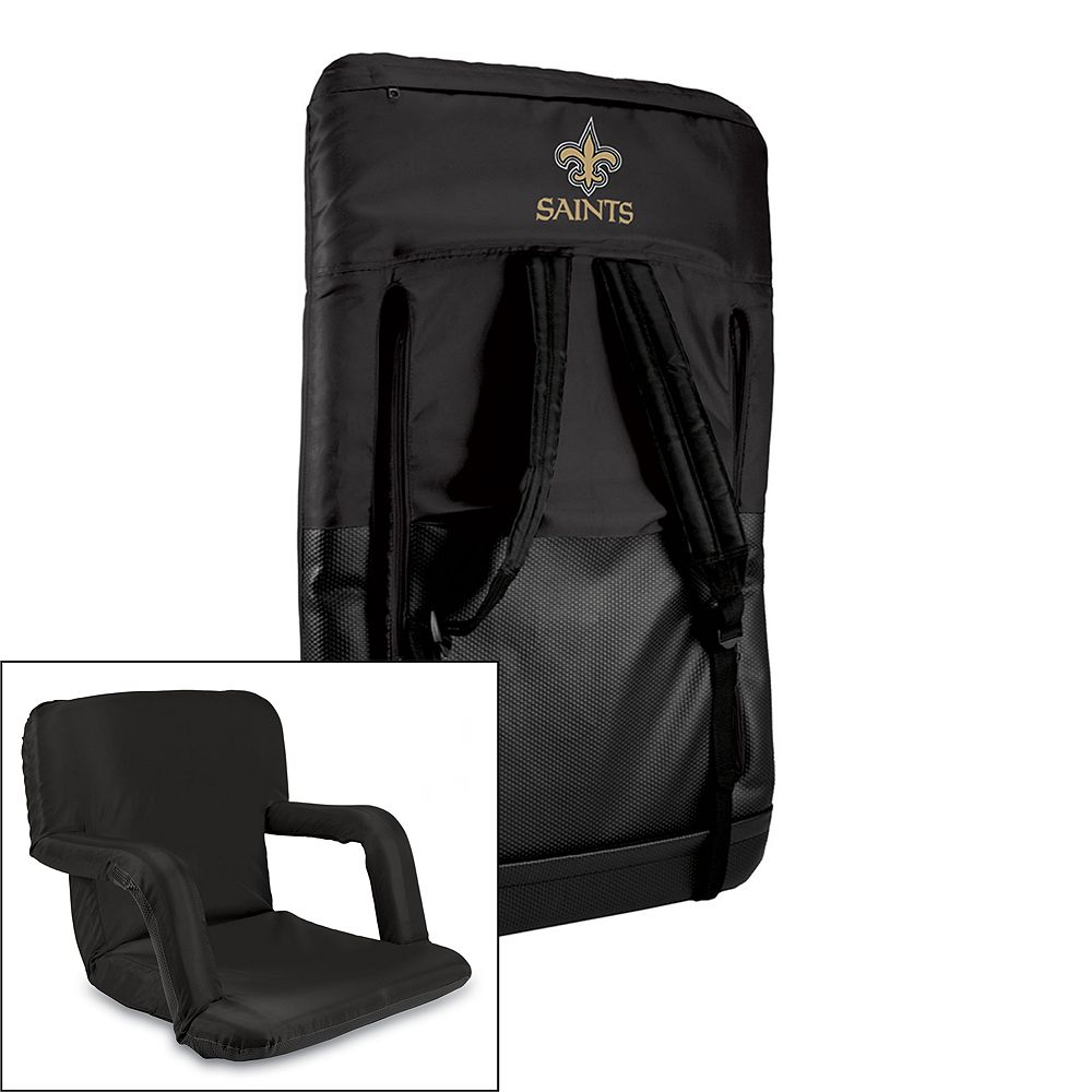 Picnic Time New Orleans Saints Ventura Portable Chair