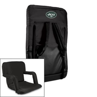 Picnic Time New York Jets Ventura Portable Chair