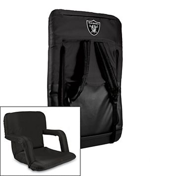 Picnic Time Oakland Raiders Ventura Portable Chair
