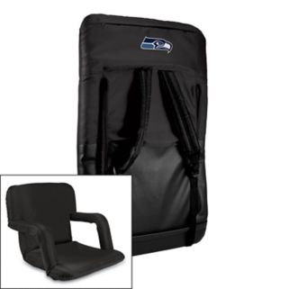 Picnic Time Seattle Seahawks Ventura Portable Chair