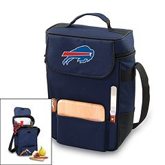Picnic Time Buffalo Bills Duet Insulated Wine Tote