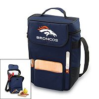 Picnic Time Denver Broncos Duet Insulated Wine Tote