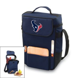 Picnic Time Houston Texans Duet Insulated Wine Tote