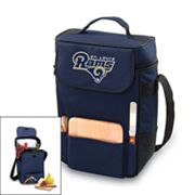 Picnic Time St. Louis Rams Duet Insulated Wine Tote