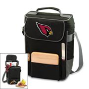 Picnic Time Arizona Cardinals Duet Insulated Wine Tote