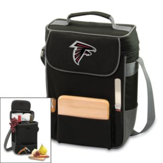Picnic Time Atlanta Falcons Duets Insulated Wine Tote