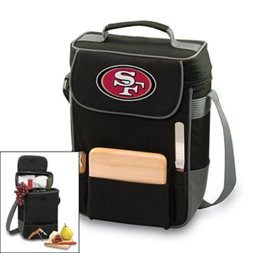 Picnic Time San Francisco 49ers Duet Insulated Wine Tote