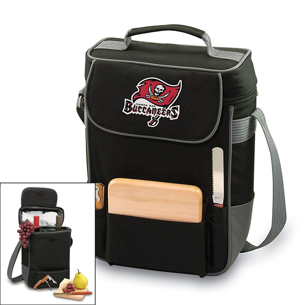 Picnic Time Tampa Bay Buccaneers Duet Insulated Wine Tote