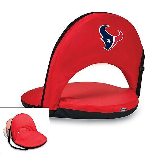 Picnic Time Houston Texans Oniva Portable Chair