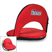 Picnic Time New England Patriots Oniva Portable Chair