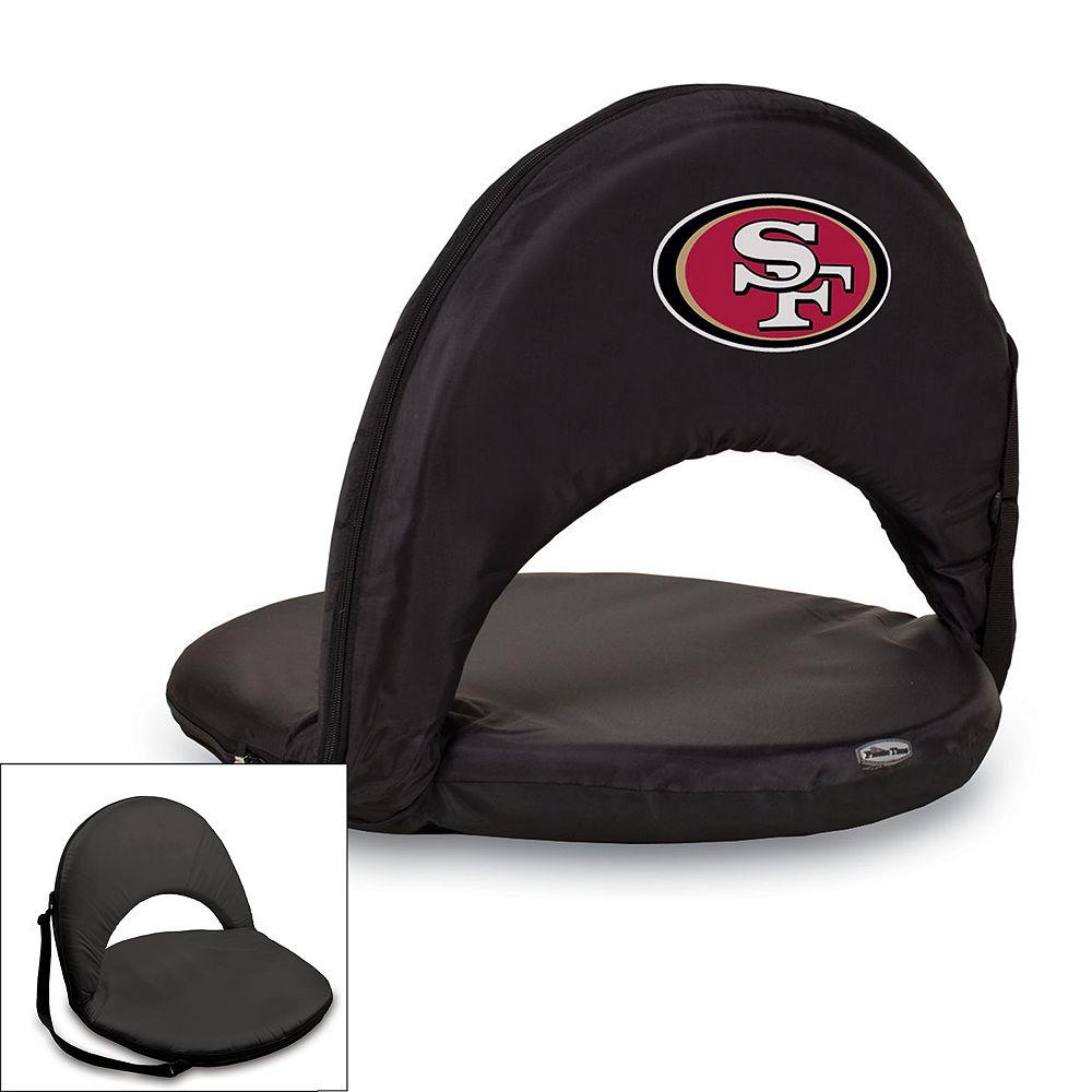 Picnic Time San Francisco 49ers Oniva Portable Chair