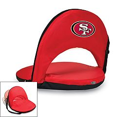 Picnic Time San Francisco 49ers Oniva Portable Chair