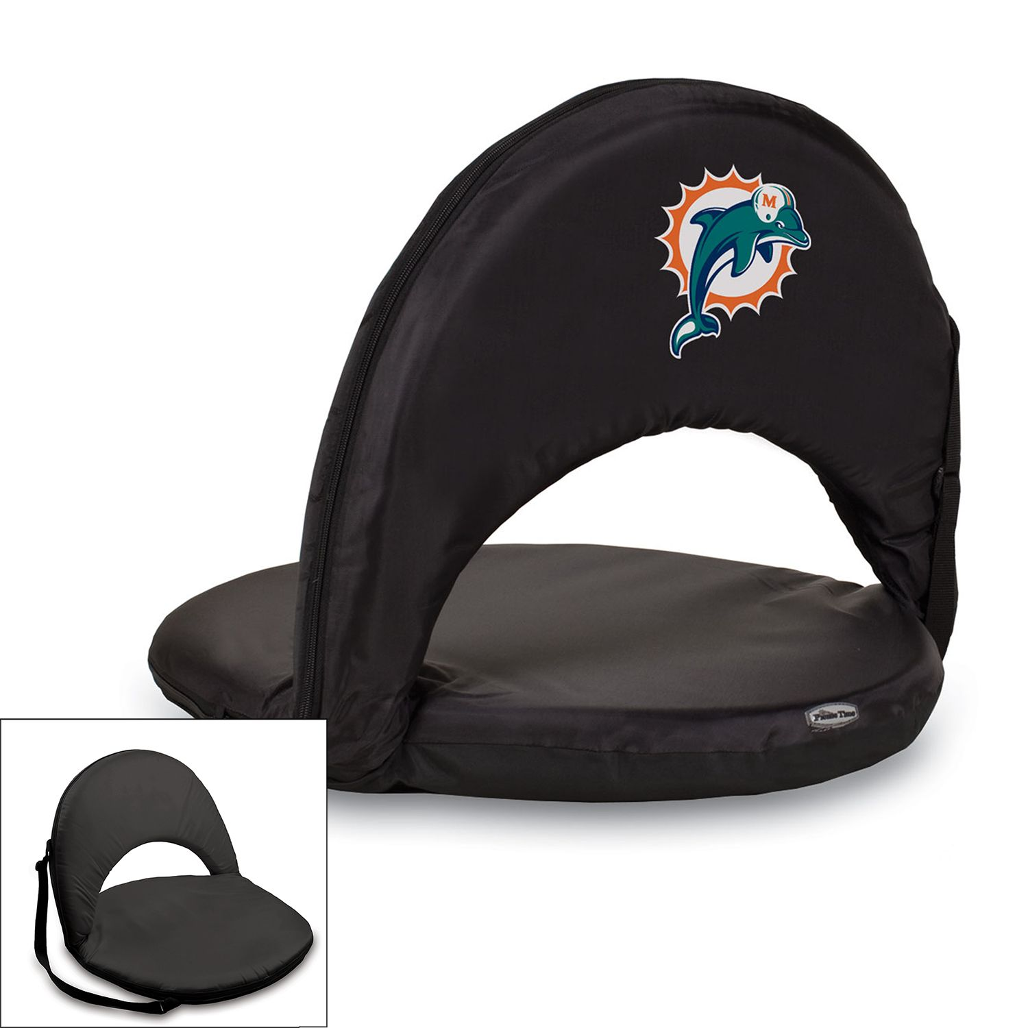 Picnic Time Miami Dolphins Oniva Portable Chair