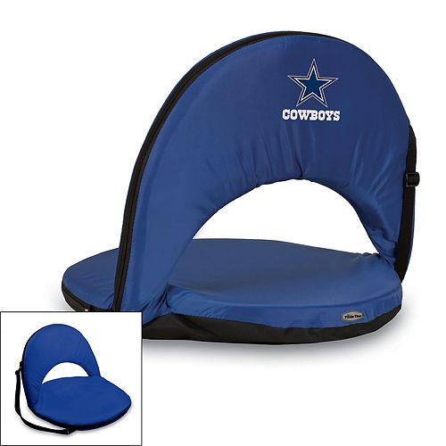 Picnic Time Dallas Cowboys Oniva Portable Chair