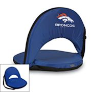 Picnic Time Denver Broncos Oniva Portable Chair