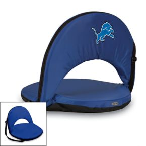 Picnic Time Detroit Lions Oniva Portable Chair