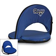 Picnic Time St. Louis Rams Oniva Portable Chair