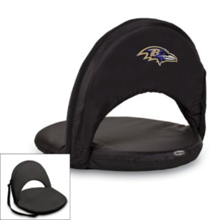 Picnic Time Baltimore Ravens Oniva Portable Chair