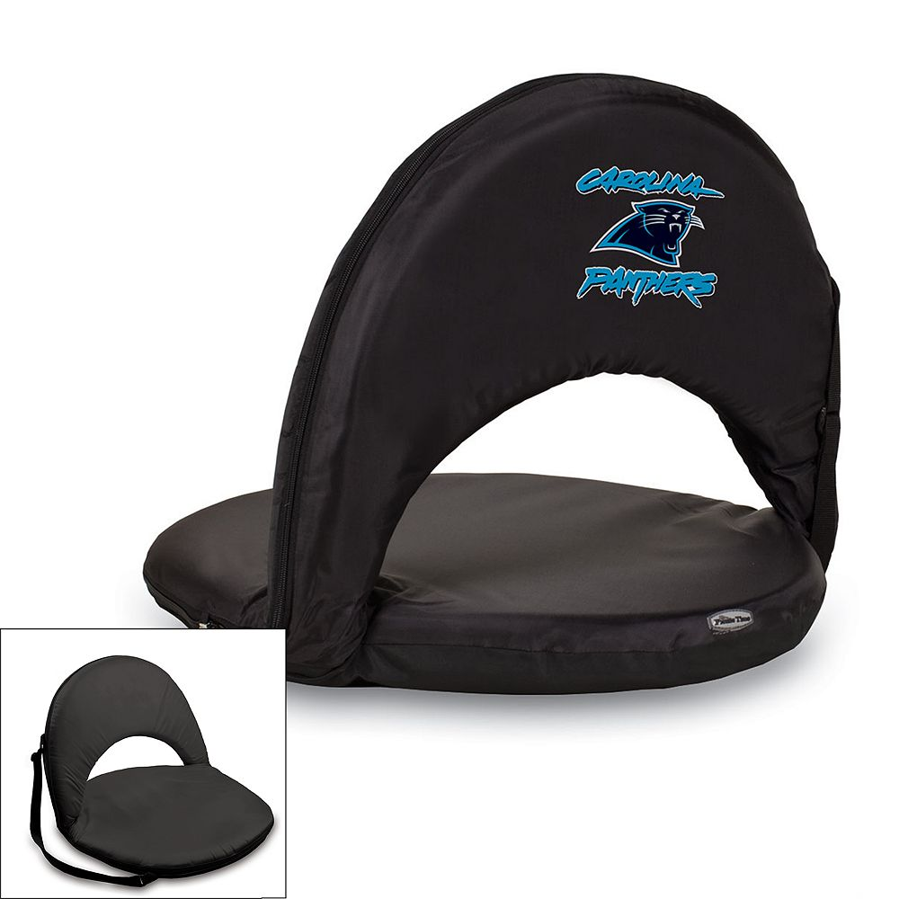 Picnic Time Carolina Panthers Oniva Portable Chair
