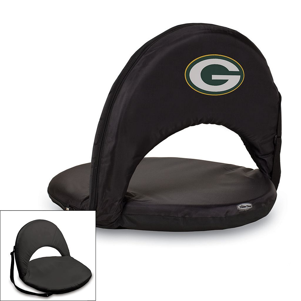 Picnic Time Green Bay Packers Oniva Portable Chair