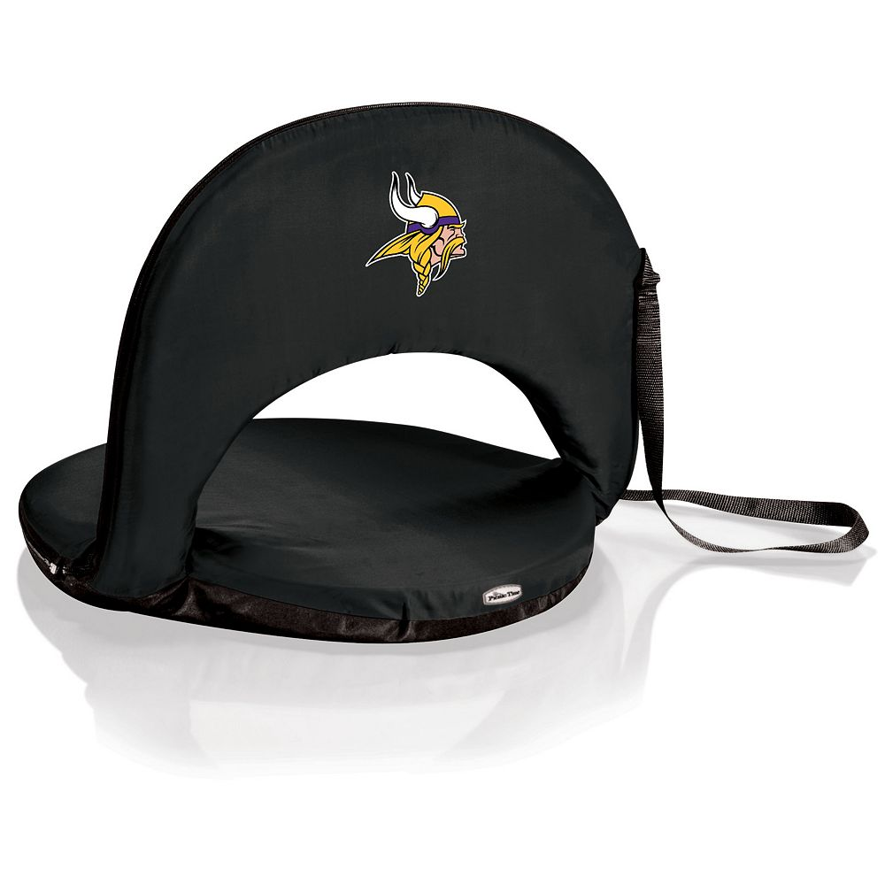 Picnic Time Minnesota Vikings Oniva Portable Chair