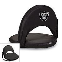Picnic Time Oakland Raiders Oniva Portable Chair